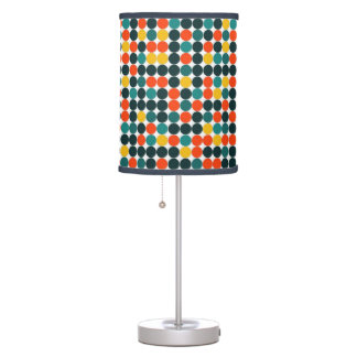Jawbreakers Dotted Pattern Table Lamp
