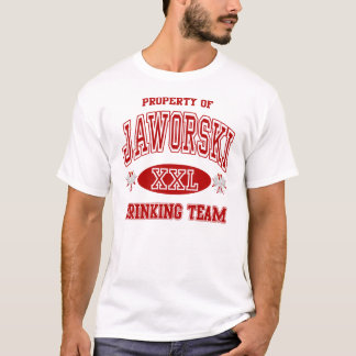 Jaworski Polish Drinking Team T-Shirt
