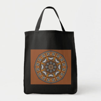 Jaws and Antlers Tote Bag