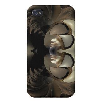 Jaws Fractal Artwork iPhone 4/4S Case
