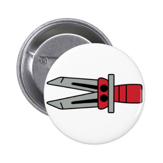 Jaws of Life 2 Inch Round Button