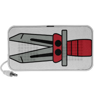 Jaws of Life Travel Speakers