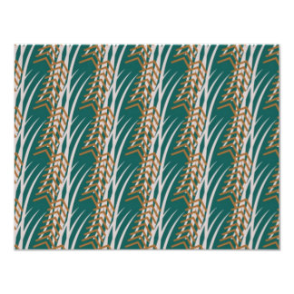 Jaws Pattern Card
