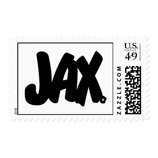 JAX Letters Stamps