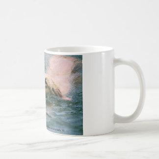 Jax Swimming Coffee Mug