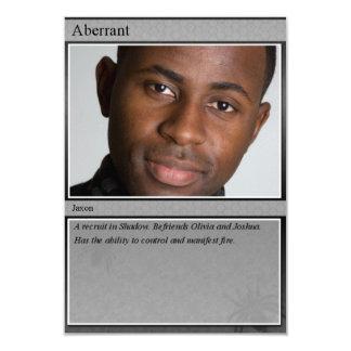 Jaxon Trading Card