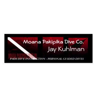 Jay Card Mini Business Card