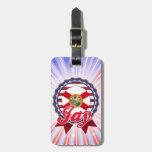 Jay, FL Etiquetas Bolsas