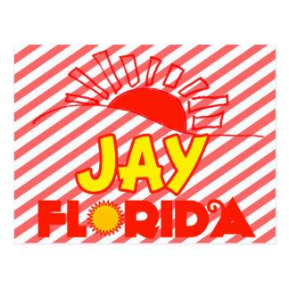 Jay, Florida Postcard