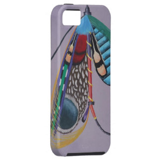 Jay Gill Salmon Fly iPhone 5 Case
