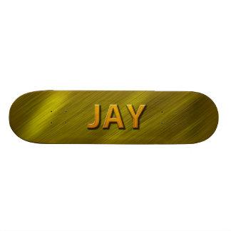 jay gold custom skateboard deck