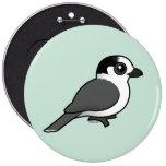 Jay gris pin