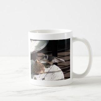 Jay gris y taza de Bell