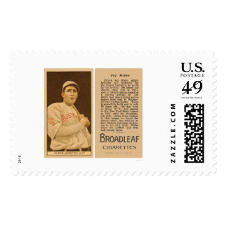 Jay Kirke Braves Baseball 1912 Postage