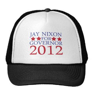 JAY NIXON HATS