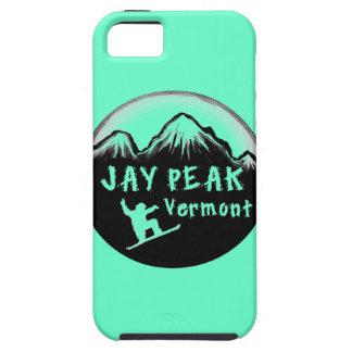 Jay Peak Vermont artistic skier iPhone SE/5/5s Case