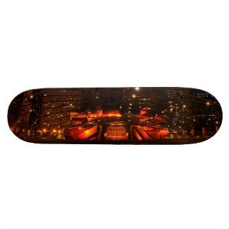 Jay Pritzker Pavilion Board Custom Skateboard
