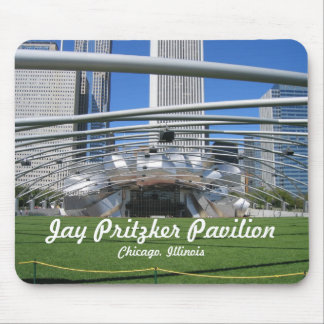 Jay Pritzker Pavilion Mouse Pad
