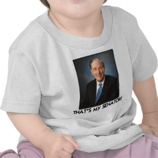 ¡Jay Rockefeller de que es mi senador Camiseta
