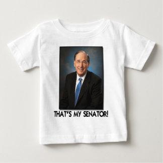 Jay Rockefeller, That's My Senator! Baby T-Shirt