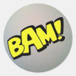 "Jay Roye ""Bam "" Etiquetas"