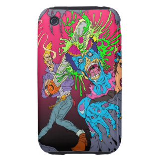 Jay the Holy Roller iPhone 3 Tough Cases