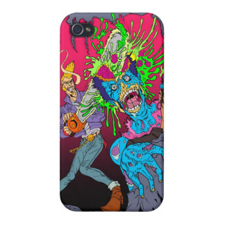 Jay the Holy Roller iPhone 4/4S Cover