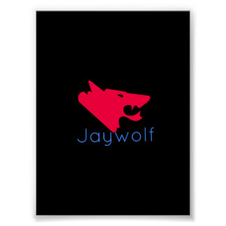 Jay Wolf Poster