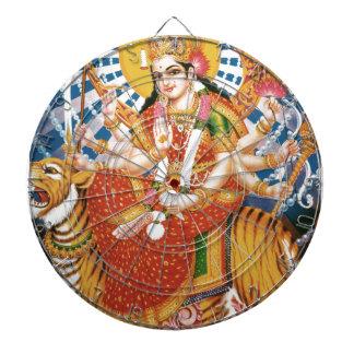 Jaya Maata Di (Glory to the Mother Goddess) Dartboard