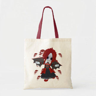 Jayden Little Gothic Tote Bag