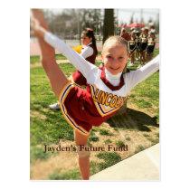 Jayden Postcard