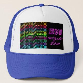 JayelAudio Tailgate PINK Trucker Hat