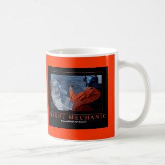 Jayhawk Flight Mechanic Coffee Mug