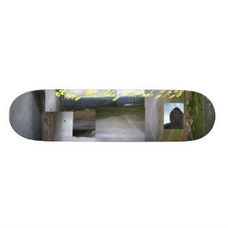 JayKnight Colorado Birthday Skater Bored Skateboard