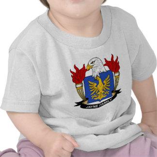 Jayne Family Crest Tee Shirt