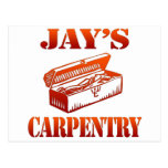 Jay's Carpentry Postcards