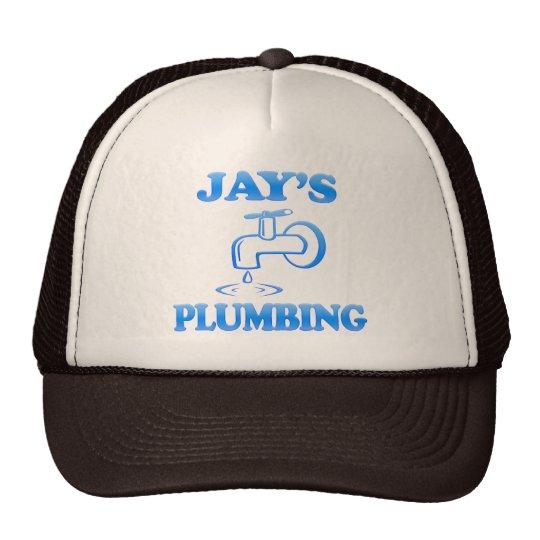 Jay's Plumbing Trucker Hat