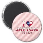 Jayton, Texas Magnets