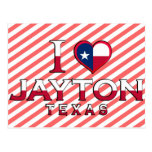 Jayton, Texas Post Cards