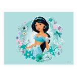 Jazmín - princesa Jasmine