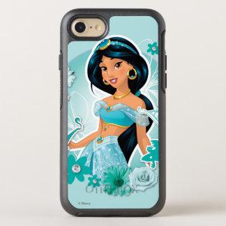 Jazmín - princesa Jasmine Funda OtterBox Symmetry Para iPhone 7