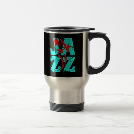 Jazz 15 Oz Stainless Steel Travel Mug