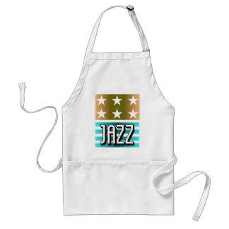 jazz adult apron