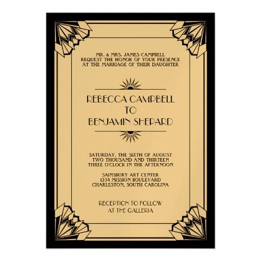 Standard Wedding Invitations for great invitations design
