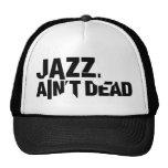 JAZZ AIN'T DEAD Basic Trucker Hat