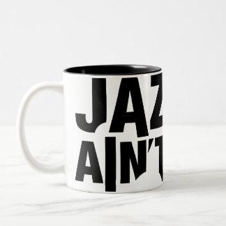 JAZZ AIN'T DEAD Wrap-Around Mug