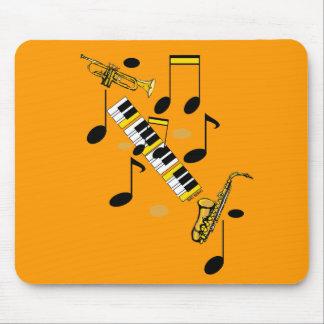 Jazz Alfombrilla De Raton