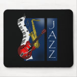 Jazz Alfombrillas De Ratón