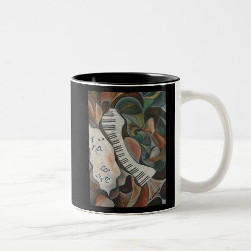 Jazz Arte Mug