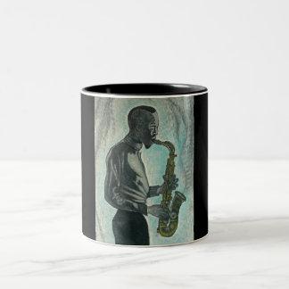 Jazz Arte Tazas De Café